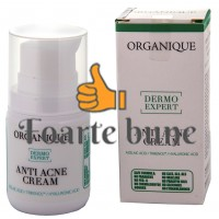 Crema antiacnee Organique